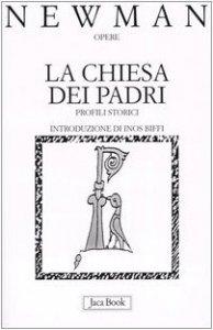 Copertina di 'La Chiesa dei Padri. Profili storici'