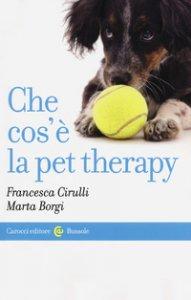 Copertina di 'Che cos'e' la pet therapy'