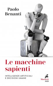 Copertina di 'Le macchine sapienti'