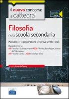 CC4/24 Filosofia nella scuola secondaria. Per le classi A18 (A036) e A19 (A037). Con espansione online