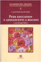 Peer education e adolescenti a rischio