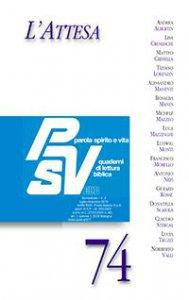Copertina di 'L'Attesa. PSV/74'