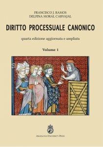 Copertina di 'Diritto processuale canonico. Volume 1.'