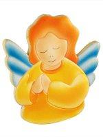 Calamita angioletto in preghiera