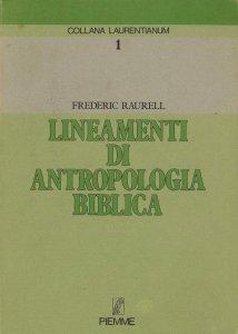 Copertina di 'Lineamenti di antropologia biblica'