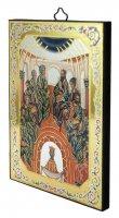 Immagine di 'Regalo Cresima: Icona Pentecoste - 10 x 14 cm'