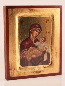Copertina di 'Icona Madonna col bambino'