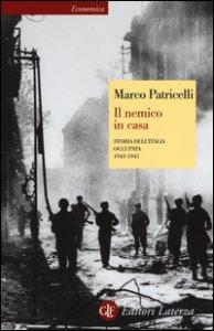 Copertina di 'Il nemico in casa. Storia dell'Italia occupata (1943-1945)'
