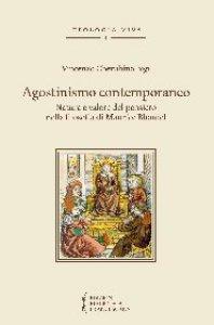 Copertina di 'Agostinismo contemporaneo'