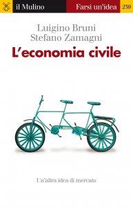 Copertina di 'L'economia civile'