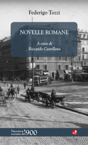 Copertina di 'Novelle romane'