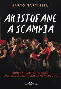 Copertina di 'Aristofane a Scampia'