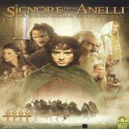 Copertina di 'Il Signore degli Anelli - La Compagnia dell'anello (2 Dvd)'