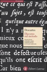 Copertina di 'Discorso sul metodo. Testo francese a fronte'