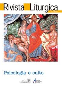 Copertina di 'Liturgia e psicologia della vita religiosa: il pensiero di Maurice Festugière'
