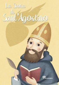 Copertina di 'La storia di sant'Agostino'