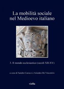 Copertina di 'La mobilità sociale nel Medioevo italiano 3'