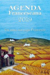 Copertina di 'Agenda francescana 2019'