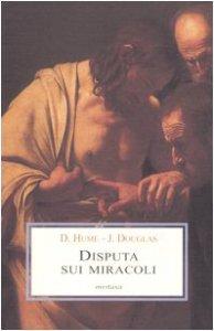 Copertina di 'Disputa sui miracoli'