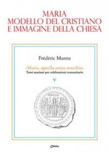 Copertina di 'Maria, modello del cristiano e immagine della Chiesa'