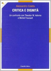 Copertina di 'Critica e dignità'