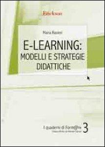 Copertina di 'E-learning: modelli e strategie didattiche'