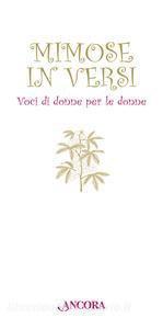 Copertina di 'Mimose in versi'