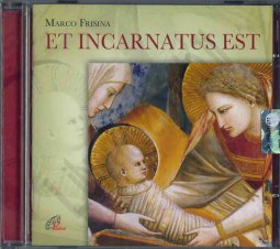 Copertina di 'Et incarnatus est. Canti per la Liturgia di Natale'