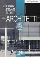 Superare l'esame di Stato per architetti. Tutto quello che c'è da sapere - Arredi Maria Pia