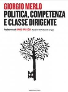 Copertina di 'Politica, competenza e classe dirigente.'