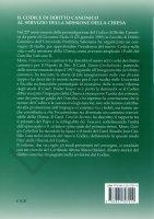 Immagine di 'Il Codice di Diritto Canonico al servizio della missione della Chiesa'