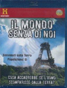Copertina di 'Il mondo senza di noi - Blu-ray Disc'