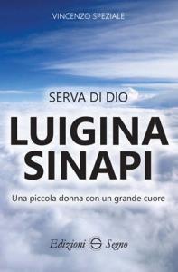 Copertina di 'Serva di Dio Luigina Sinapi'