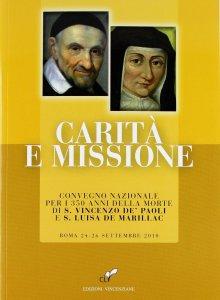 Copertina di 'Carità e missione'