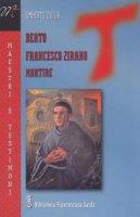Beato Francesco Zirano martire - Umberto Zucca