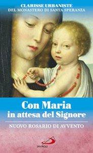 Copertina di 'Con Maria in attesa del Signore'