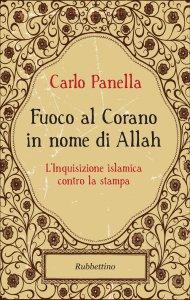 Copertina di 'Fuoco al Corano in nome di Allah'