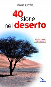 Copertina di 'Quaranta storie nel deserto'
