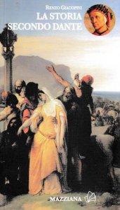 Copertina di 'La storia secondo Dante'