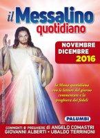 Messalino novembre-dicembre 2016 - Angelo Comastri; Giovanni Alberti; Ubaldo Terrinoni