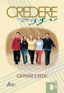 Copertina di 'Giovani di fronte alla fede: tra il pellegrino e il convertito'