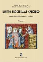 Diritto processuale canonico. Volume 1. - Francisco J. Ramos , Delfina Moral Carvajal