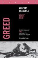 Greed. Dialogo con Michel Chion. Con DVD - Scandola Alberto, Chion Michel