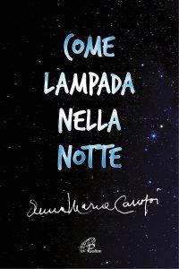 Copertina di 'Come lampada nella notte'