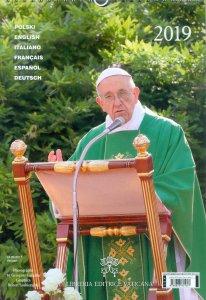 Copertina di 'Calendario 2019 - Papa Francesco'