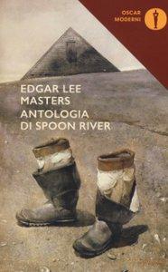 Copertina di 'Antologia di Spoon River. Testo inglese a fronte'