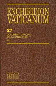 Copertina di 'Enchiridion Vaticanum. 27'