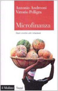 Copertina di 'Microfinanza. Dare credito alle relazioni'