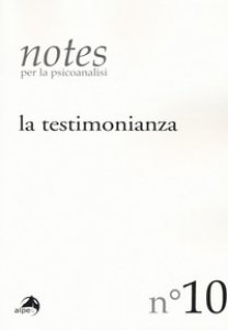 Copertina di 'Notes per la psicoanalisi (2017)'