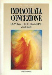 Copertina di 'Immacolata Concezione. Novena e celebrazione vigiliare'